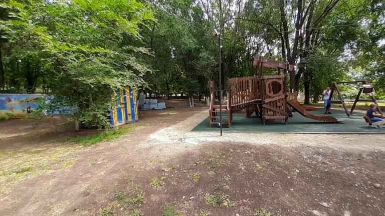 детская площадка 1